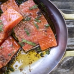 Wild Caught Sockeye Salmon